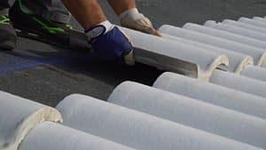 copertura casa telaio